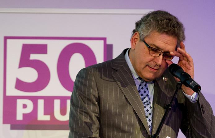Fractievoorzitter Henk Krol van seniorenpartij 50Plus wil de keuze voor Dales boven Zoetelief eerst aan de leden toelichten.
