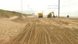 Wegen lijken wel strand: opruim na Odette zal nog dagen duren