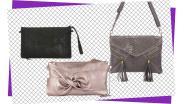 Klein maar krachtig: de clutch is de handtas die elke vrouw nodig heeft