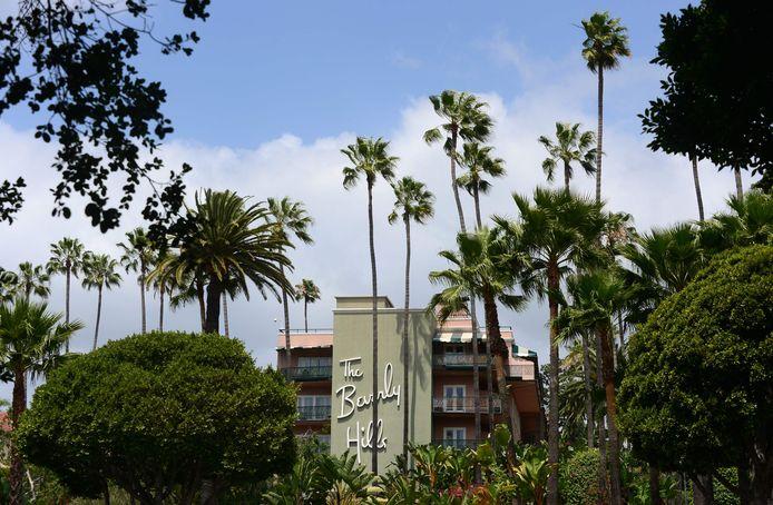 The Beverly Hills Hotel (Beverly Hills nabij Los Angeles).