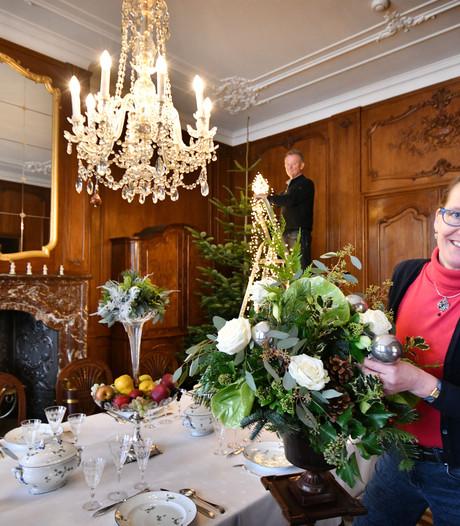 Genieten van kerstsfeer en lekkere hapjes in Huis Singraven