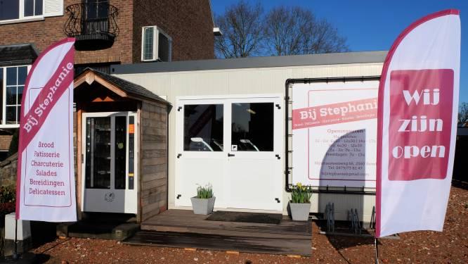 Geldautomaat van bakkerij 'Bij Stephanie' gestolen