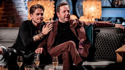 """André Hazes ontroert met hit van Mama's Jasje in 'Liefde voor Muziek': """"Peter doet me enorm aan m'n vader denken"""""""
