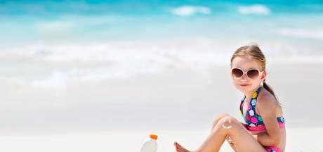 Deze zonnecrème is het beste voor je kind en andere tips