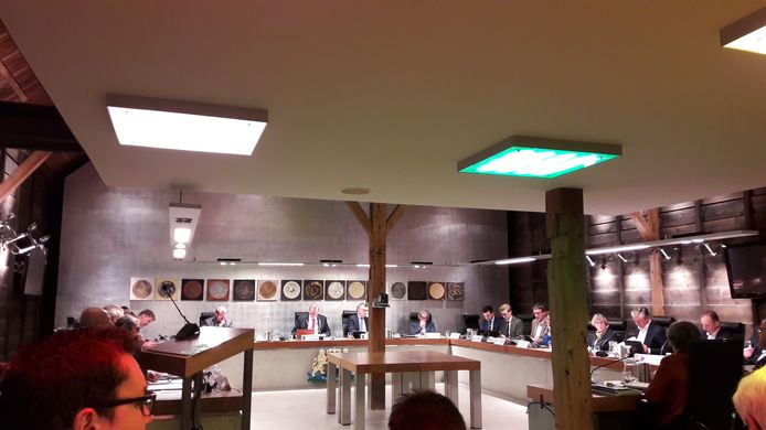De gemeenteraad van Borsele