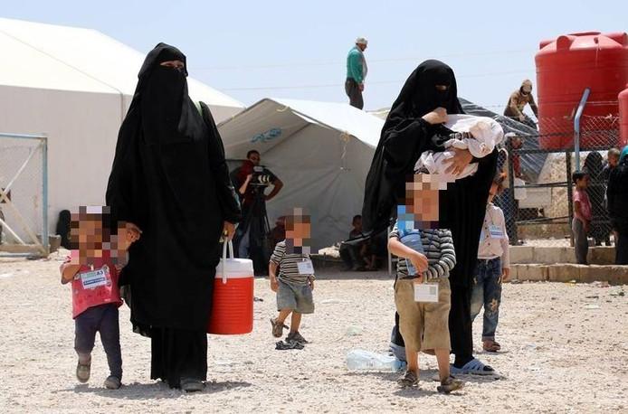 Image d'illustration du camp d'Al-Hol en Syrie