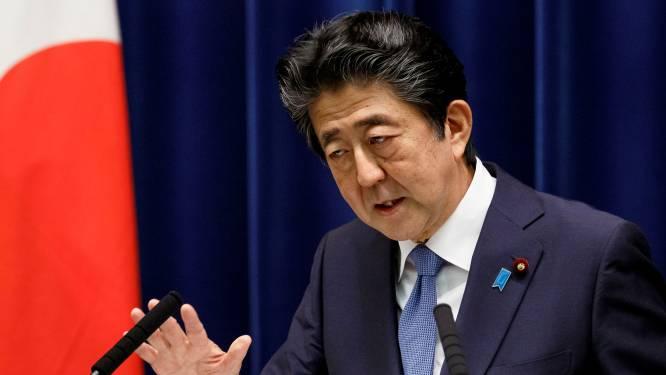 Japanse oud-premier Abe in verlegenheid om corruptie-aantijgingen