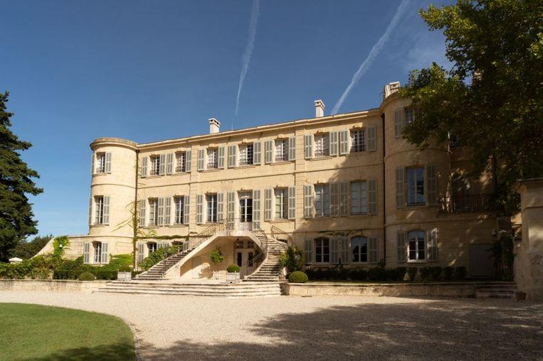 Chateau d'Estoublon, een kasteel in Frankrijk dat je kunt huren via Airbnb Luxe.
