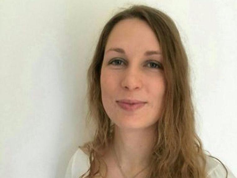 Heidi Bottu renoveerde haar appartement in Kessel-Lo voor nog geen 30.000 euro.