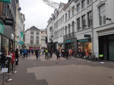 Gevreesde drukte blijft uit in Gent-centrum: Veldstraat en de Langemunt voorlopig niet afgesloten