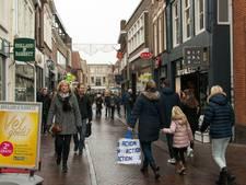 Harderwijkers steunen koopzondag met inkopen en aanwezigheid als statement