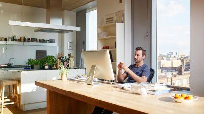 Geen goede bureau? Expert geeft 5 tips voor goede thuiswerkplek