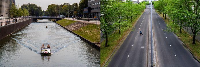 Links: 2020. Rechts: 2007.
