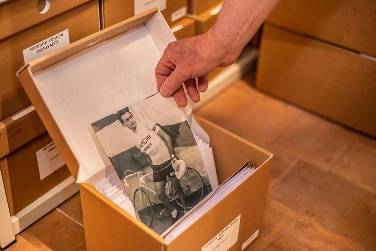 Een voorbeeld van een geordende doos.