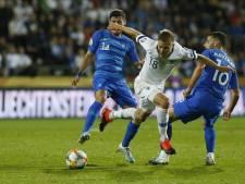 Debuut Willem II-duo bij Griekenland draait uit op deceptie: EK-ticket uit zicht