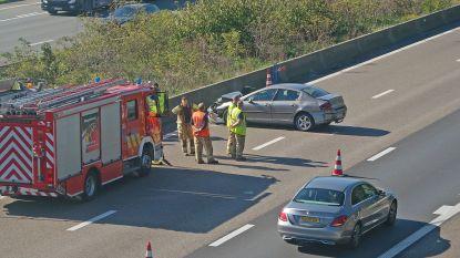Zware hinder op E17 richting Kortrijk na ongeval
