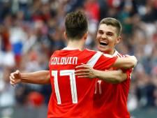 Louis Coolen trots op Russische WK-gangers