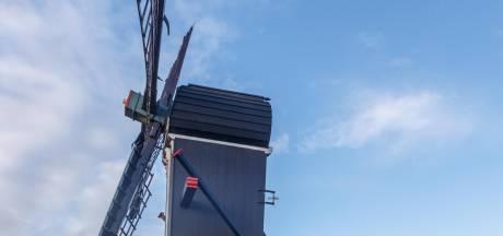Molen De Wicher in Kalenberg mogelijk erger beschadigd
