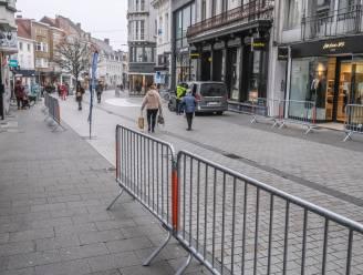 Kortrijk is klaar voor de heropening van de winkels