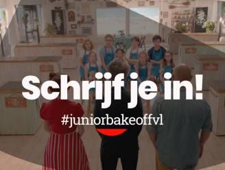 Inschrijvingen voor tweede seizoen van 'Junior Bake Off' gestart
