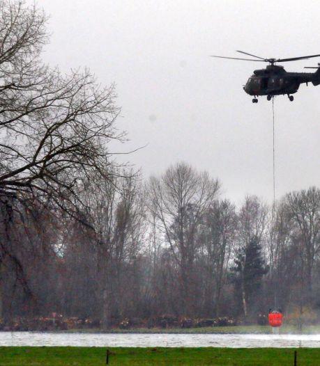 Defensie is alert op brandgevaar bij grote oefening op Ederheide