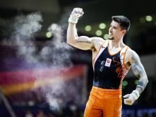 Schmidt wordt zesde plek in vloerfinale
