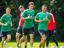 Mike van Duinen en Bram van Polen terug op het veld bij PEC Zwolle: Darryl Lachman slaat interland over