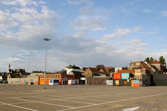 Groenlinks breda 39 molsparking vergroenen warenmarkt en for Drive in bioscoop