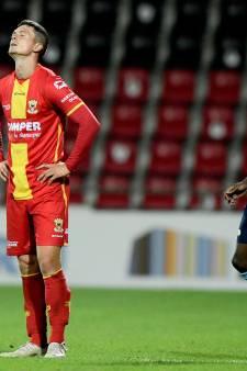 Goals Hendriks behoeden GA Eagles niet voor verlies tegen Jong FC Utrecht