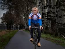 Oermens Martien heeft bijna een miljoen kilometer op de teller van zijn wielrenfiets