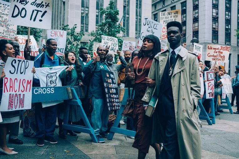 Beeld uit When They See Us.