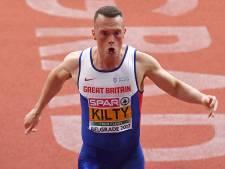 Britse sprintkampioen Kilty moet WK overslaan