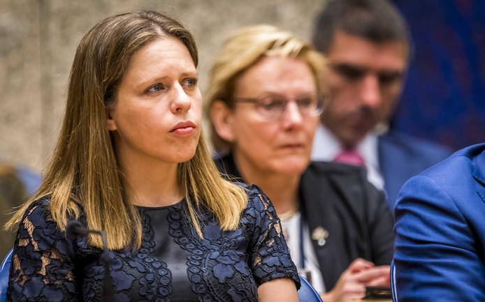 Carola Schouten van Landbouw, Natuur en Voedselkwaliteit (ChristenUnie).