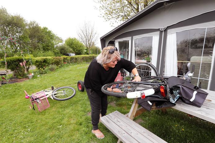 Toeristen wordt gevraagd niet naar de camping op Voorne-Putten en Goeree-Overflakkee te komen.