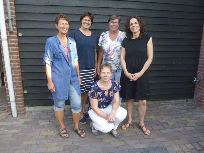 De Dorpsondersteuners van alle kernen van Hilvarenbeek.