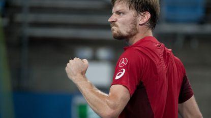 België treft als beste runner-up Spanje in kwartfinales van ATP Cup