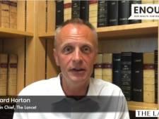 """Richard Horton s'en prend au système politique belge: """"La plupart des 14.000 décès auraient pu être évités"""""""