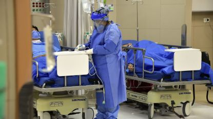 Ziekenhuizen in Quito kunnen toestroom niet meer aan