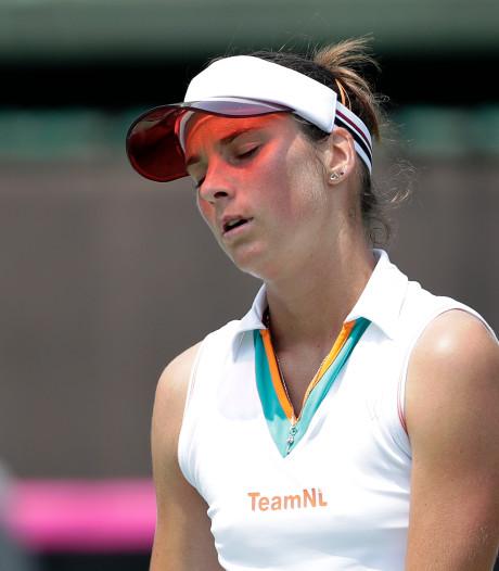 Schoofs strandt in kwalificaties Roland Garros