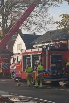 Woningbrand aan Hatertseweg in Nijmegen: huis onbewoonbaar