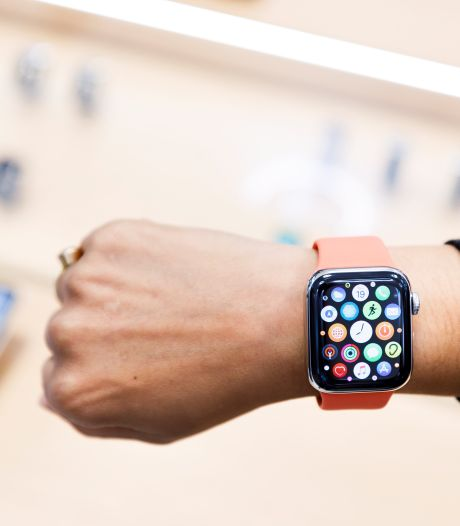 Gebruiker Apple Pay te beroven via horloge