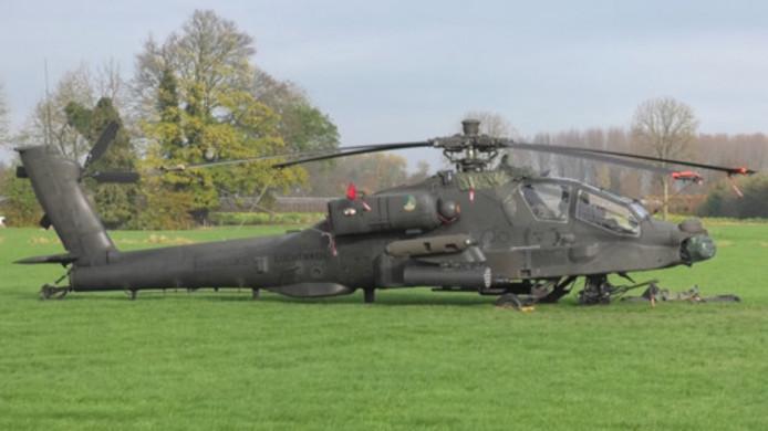 helikopter, Apache