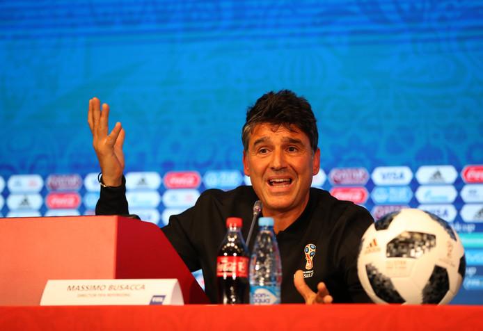 Massimo Busacca.