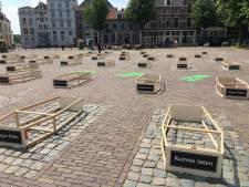 Rouwen om verdwenen parkeerplaats op Deventer Grote Kerkhof?