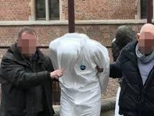 John van der L. in Belgische cel voor gijzelen en mishandelen vriendin