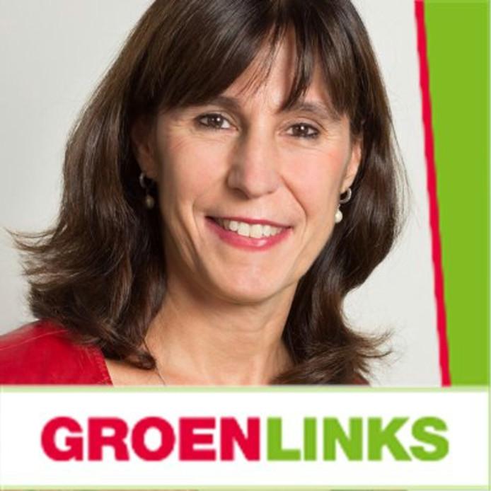 Ans Pereboom, raadslid GroenLinks.