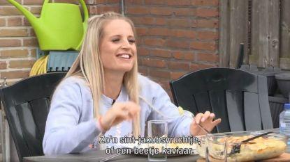 Steenrijk Straatarm: rijke vrouw mist iets bij haar ovenschotel...