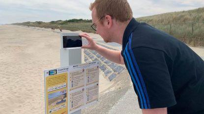 Neem een foto van het strand op een CoastSnap-paal en help de wetenschap