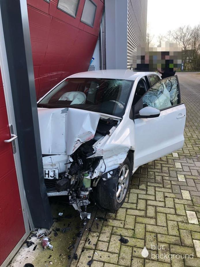 Ongeluk Bijsterhuizen.