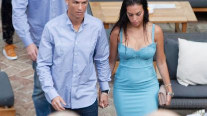 Cristiano Ronaldo sluit aan bij Portugal